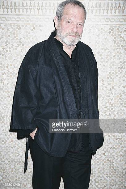 Director Terry Gilliam is photographed for Self Assignment during the 13th Marrakech Film Festival on December 2, 2013 in Marrakech, Morocco.