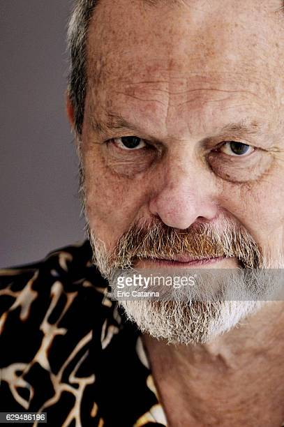 Director Terry Gilliam is photographed for Self Assignment on September 25 2009 in San Sebastian Spain