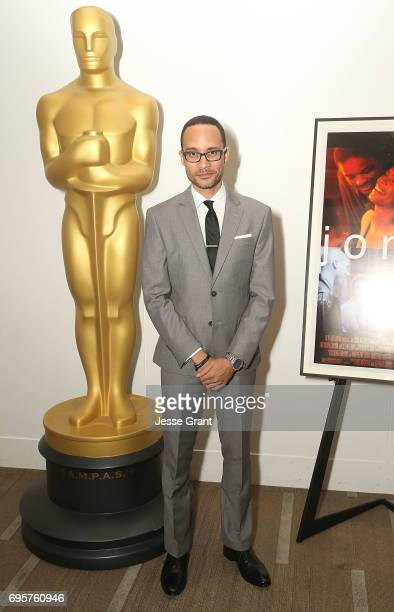 Director Theodore Witcher attends The Academy of Motion Picture Arts and Sciences' 20th Anniversary Celebration of Love Jones at the Samuel Goldwyn...