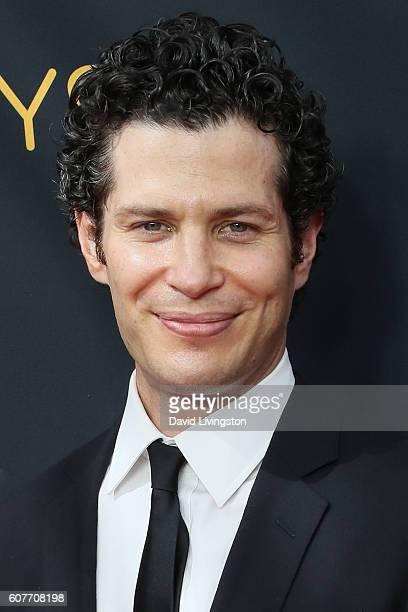 Director Thomas Kail arrives at the 68th Annual Primetime Emmy Awards at the Microsoft Theater on September 18 2016 in Los Angeles California
