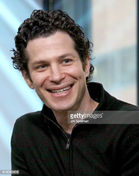 Director Thomas Kail attends the Build Series to discuss 'Kings' at Build Studio on February 14 2018 in New York City