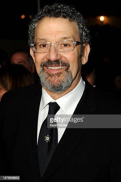 Director Thomas Schlamme arrives at the 64th Annual Directors Guild Of America Awards held at the Grand Ballroom at Hollywood Highland on January 28...
