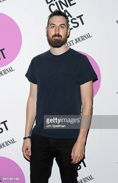 """Director Ti West attends the BAMcinemaFest 2016 - """"In A Valley Of Violence"""" premiere at BAM Harvey Theater on June 18, 2016 in New York City."""
