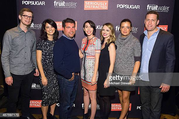 Director Tim Bierbaum writer Celeste Ballard POPSUGAR CEO Brian Sugar actress Laura Grey actress Morgan Grace Jarrett Above Average general manager...