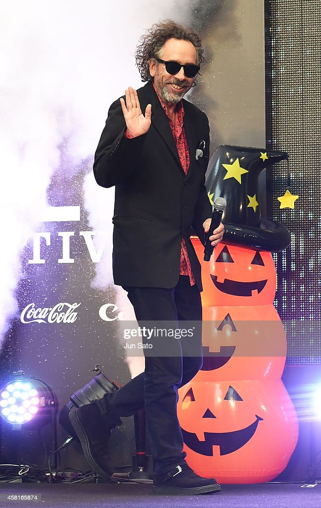 """The World Of Tim Burton"" Tokyo Press Preview"