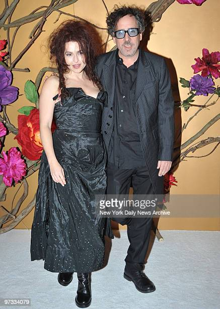 Director Tim Burton famed for his quirky style in Beetlejuice Batman and Edward Scissorhands among others is joined by frequent collaborator Helena...