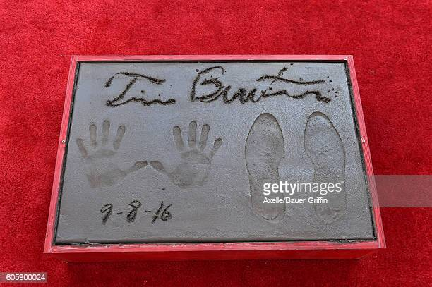 60 Top Tim Burton Hand And Footprint Ceremony Pictures, Photos and