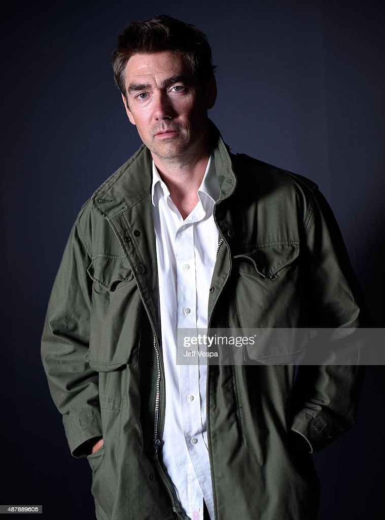 Director Tim Godsall from 'Len and Company' poses for a portrait during the 2015 Toronto International Film Festival at the TIFF Bell Lightbox on September 12, 2015 in Toronto, Canada.