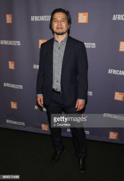 Director Tim Naylor attends the opening night of the 25th African Film Festival at Walter Reade Theater on May 16 2018 in New York City