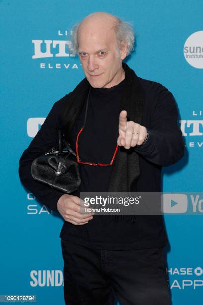 Director Timothy GreenfieldSanders attends the 'Toni Morrison The Pieces I Am' Premiere during the 2019 Sundance Film Festival at The Marc Theatre on...