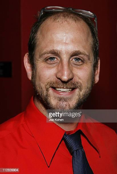 Director Timothy Haskell attends Stitching Opening Night Party on June 25 2008 in New York City