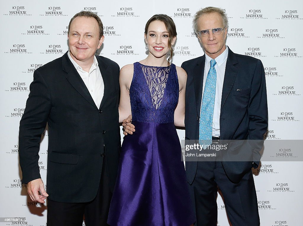 """""""10 Days In A Madhouse"""" New York Premiere : News Photo"""
