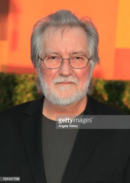 Director Tobe Hooper arrives at the 'Halloween Horror Nights' Eyegore Awards at Universal Studios on September 24 2010 in Universal City California