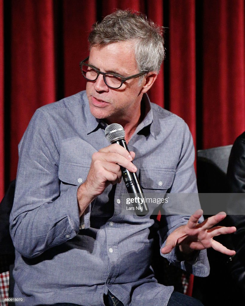 Director Todd Haynes on stage during The Academy of Motion Picture Arts & Sciences Official Academy Screening of Wonderstruck at MOMA on October 11, 2017 in New York City.