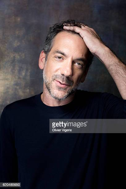 Director Todd Philips is photographed for Self Assignment on September 3 2016 in Deauville France