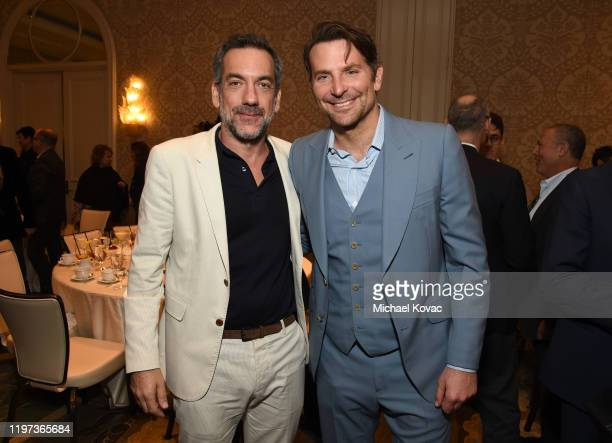 Director Todd Phillips and actor Bradley Cooper attend the 20th Annual AFI Awards at Four Seasons Hotel Los Angeles at Beverly Hills on January 03,...