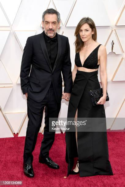 Director Todd Phillips and guest attend the 92nd Annual Academy Awards at Hollywood and Highland on February 09, 2020 in Hollywood, California.