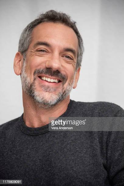 Director Todd Phillips at the Joker Press Conference at the Four Seasons Hotel on September 19 2019 in Beverly Hills California