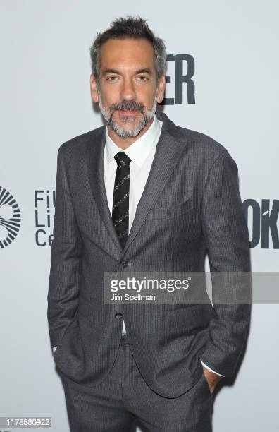 Director Todd Phillips attends the Joker premiere during the 57th New York Film Festival at Alice Tully Hall Lincoln Center on October 02 2019 in New...
