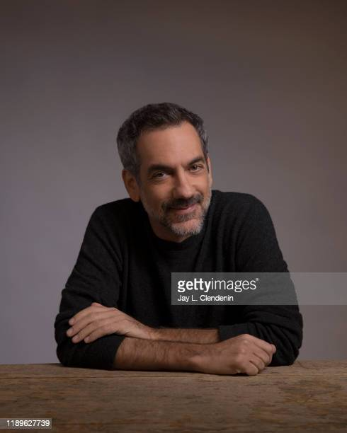 Director Todd Phillips is photographed for Los Angeles Times on October 27 2019 in Burbank California PUBLISHED IMAGE CREDIT MUST READ Jay L...