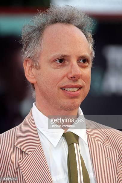 Director Todd Solondz attends the Closing Ceremony at the Sala Grande during the 66th Venice Film Festival on September 12 2009 in Venice Italy