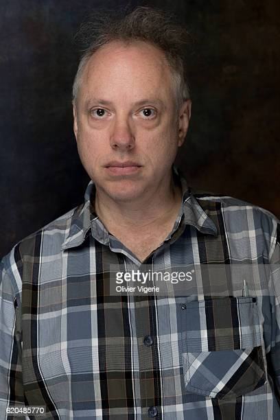 Director Todd Solondz is photographed for Self Assignment on September 3 2016 in Deauville France