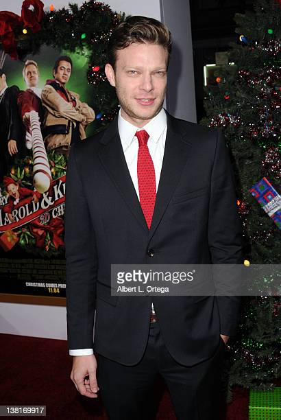 director todd straussschulson attends the a very harold kumar 3d christmas los angeles premiere - Harold And Kumar 3d Christmas