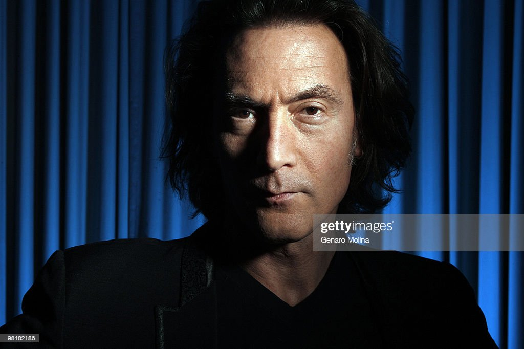Director Tom DiCillo directs the documentary, 'When Your Strange,' about the band The Doors. He is photographed on March 31, 2010 for the Los Angeles Times.