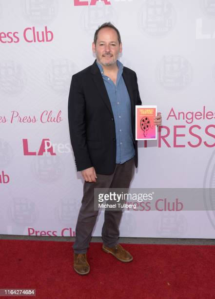 """Director Tom Donahue attends a screening of Tom Donahue's documentary """"This Changes Everything"""" on July 25, 2019 in Los Angeles, California."""