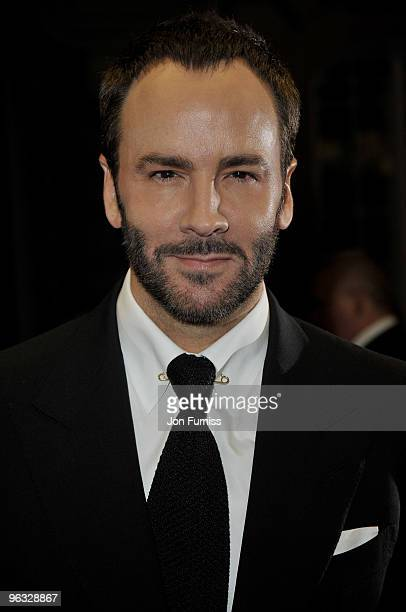 Director Tom Ford attends the A Single Man film premiere at the Curzon Mayfair on February 1 2010 in London England