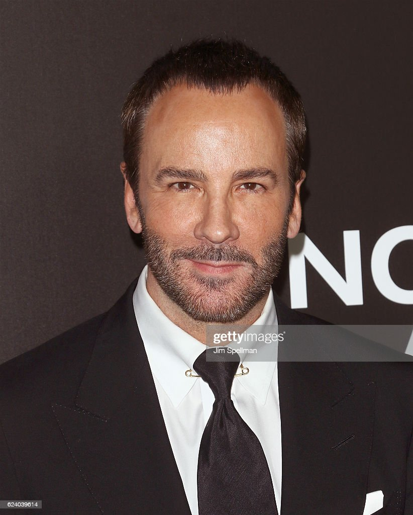 Director Tom Ford attends the 'Nocturnal Animals' New York premiere at The Paris Theatre on November 17, 2016 in New York City.