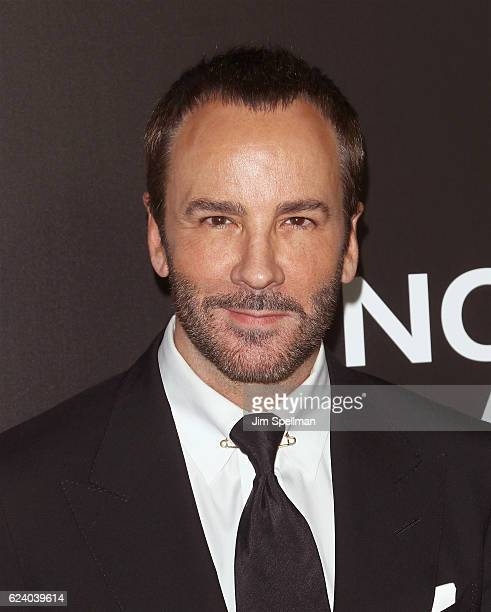 Director Tom Ford attends the 'Nocturnal Animals' New York premiere at The Paris Theatre on November 17 2016 in New York City