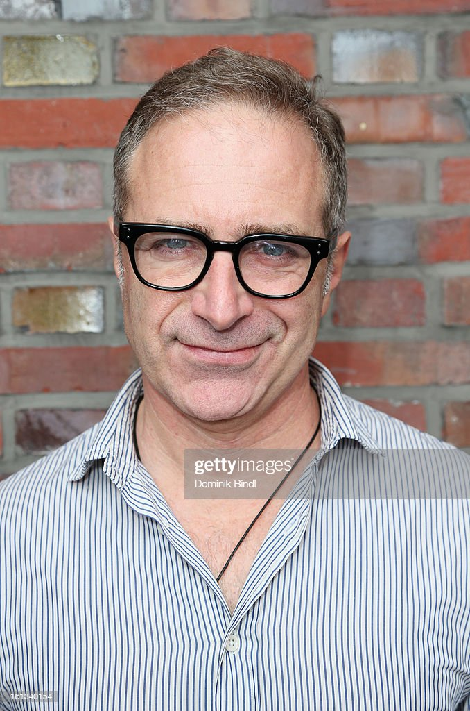 Director Tom Gilroy attends 'The Cold Land' Portraits during the 63rd Berlinale International Film Festival at the Glashuette Lounge on February 10, 2013 in Berlin, Germany.