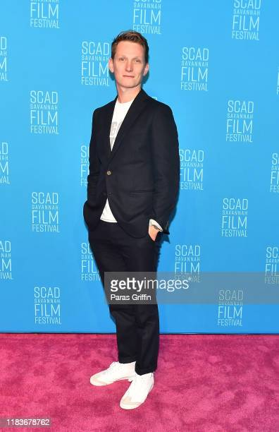 Director Tom Harper attends the opening reception for the 22nd SCAD Savannah Film Festival on October 26, 2019 at Trustees Theater in Savannah,...