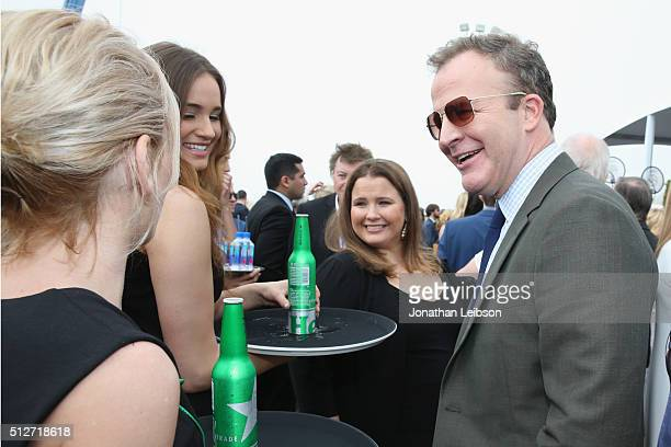 Director Tom McCarthy attends the 2016 Film Independent Spirit Awards sponsored by FIJI Water on February 27 2016 in Santa Monica California
