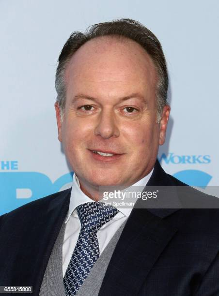 Director Tom McGrath attends 'The Boss Baby' New York premiere at AMC Loews Lincoln Square 13 theater on March 20 2017 in New York City