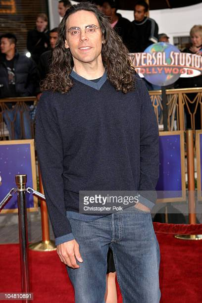 Director Tom Shadyac during The World Premiere of Bruce Almighty at Universal Amphitheatre in Universal City California United States