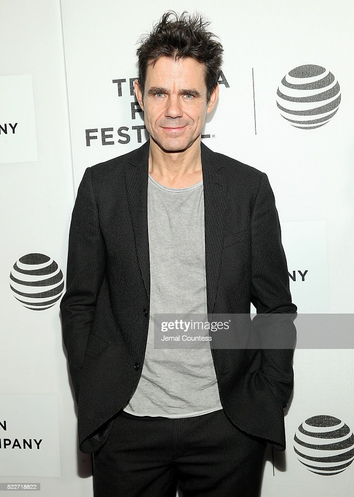 Director Tom Tykwer attends 'A Hologram For The King' World Premiere at the John Zuccotti Theater at BMCC Tribeca Performing Arts Center on April 20, 2016 in New York City.