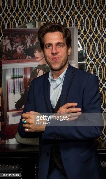 Director Tom Volf poses for a photo at the Sony Pictures Classics TIFF Celebration Dinner at Morton's on September 8, 2018 in Toronto, Canada.