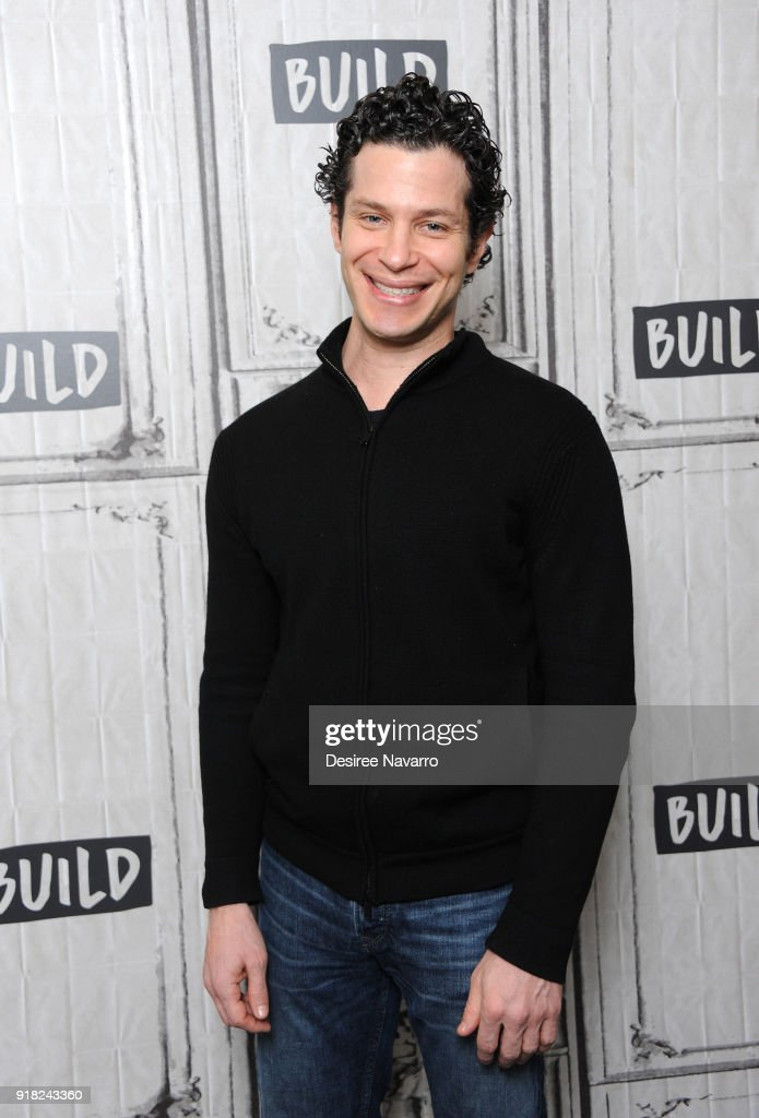 Director Tommy Kail attends Build Series to discuss 'Kings' at Build Studio on February 14, 2018 in New York City.