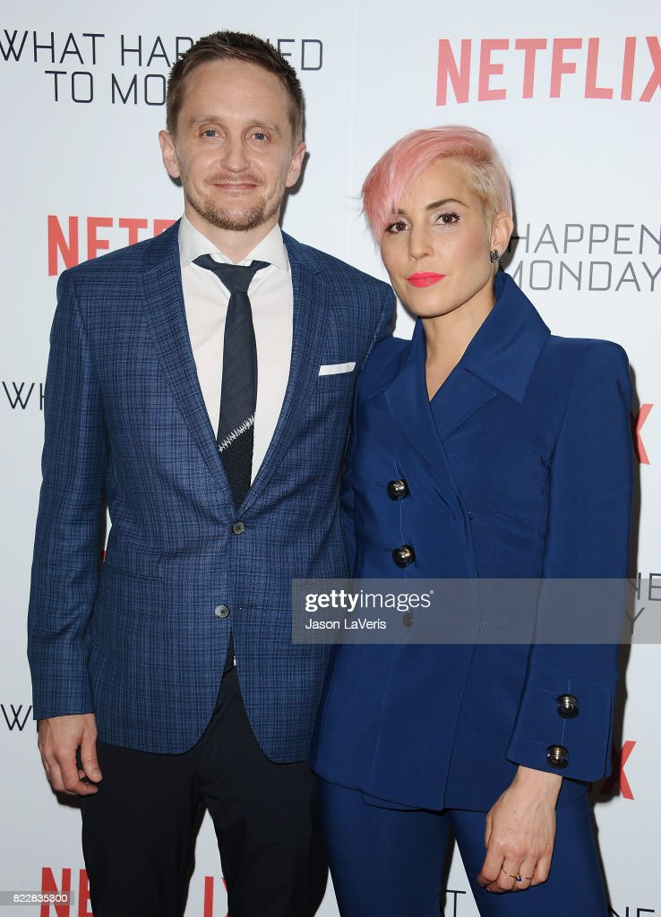 "Screening Of Netflix's ""What Happened To Monday?"" - Arrivals"