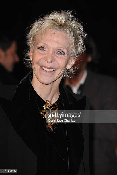 Director Tonie Marshall attends the 35th Cesar Film Awards at Theatre du Chatelet on February 27 2010 in Paris France