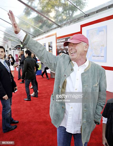 Director Tony Scott arrives at the premiere of Columbia Pictures' The Taking of Pelham 1 2 3 at the Village Theater on June 4 2009 in Los Angeles...