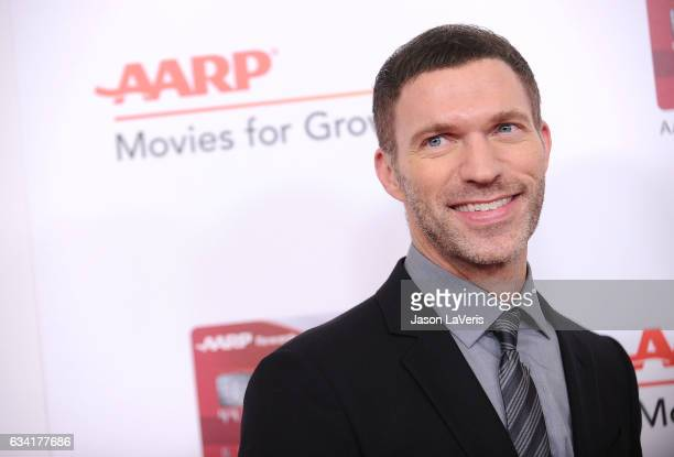 Director Travis Knight attends AARP's 16th annual Movies For Grownups Awards at the Beverly Wilshire Four Seasons Hotel on February 6 2017 in Beverly...