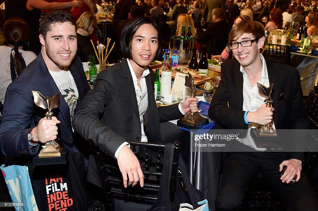 2016 Film Independent Spirit Awards - Inside Sponsor Shots