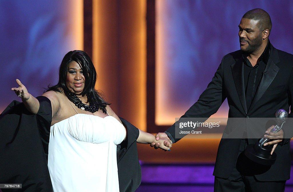 39th NAACP Image Awards - Show : News Photo