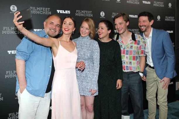 """DEU: """"Der Club Der Singenden Metzger"""" Premiere At Munich Film Festival 2019"""