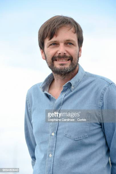 Director Ulrich Koehler attends 'In My Room' Photocall during the 71st annual Cannes Film Festival at Palais des Festivals on May 17 2018 in Cannes...