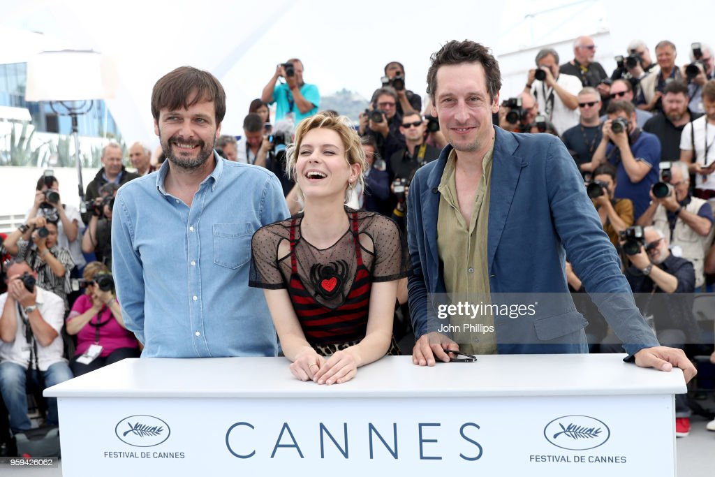 "FRA: ""In My Room"" Photocall - The 71st Annual Cannes Film Festival"