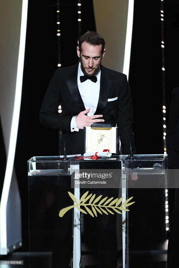 FRA: Closing Ceremony - The 72nd Annual Cannes Film Festival